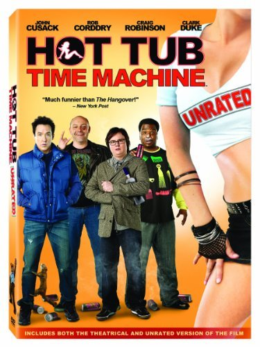(18+) Hot Tub Time Machine 2010 UnRated 720p BRRip Dual Audio