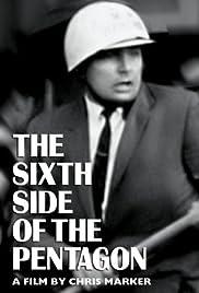La sixième face du pentagone Poster