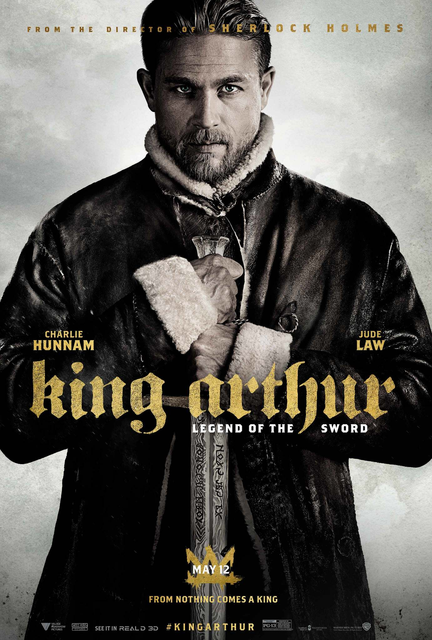 King Arthur: Legend of the Sword - King Arthur Kılıç Efsanesi
