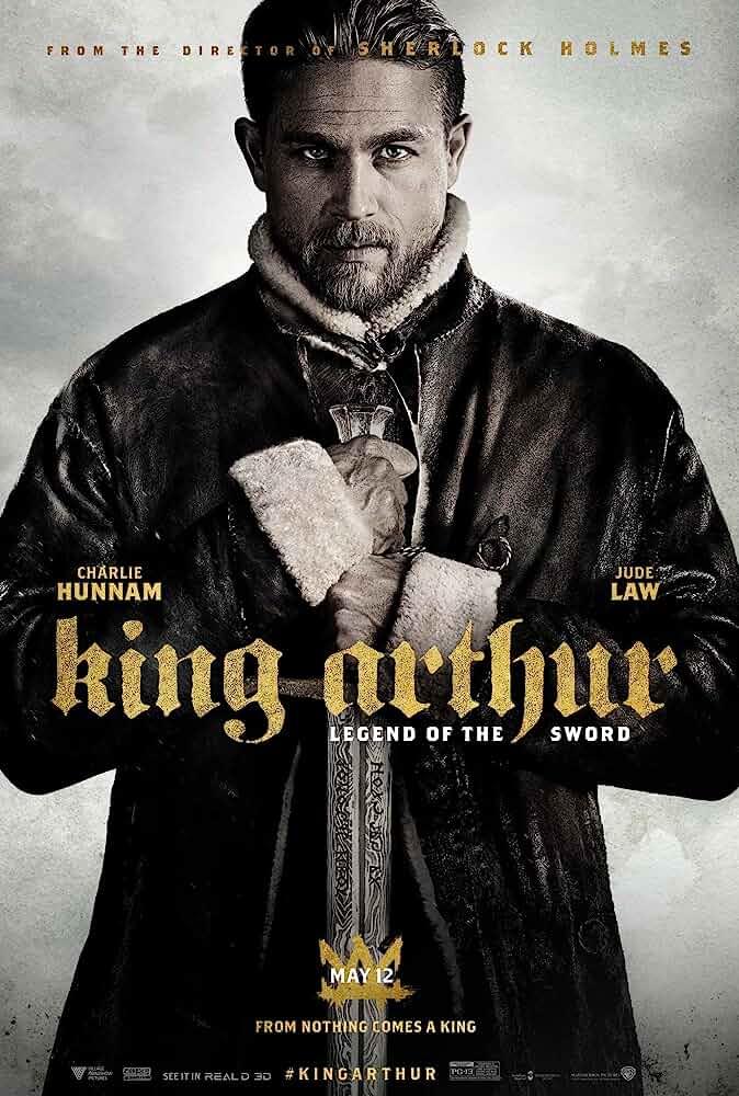 King Arthur: Legend of the Sword 2017 English 720p WEB-DL x264 AAC