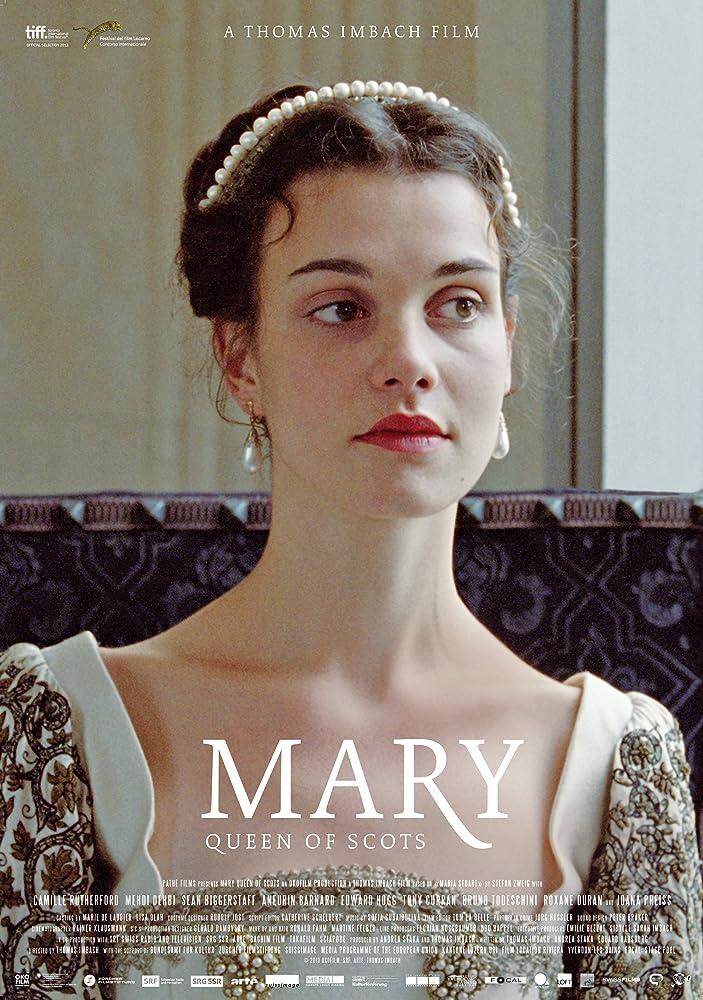 Maria, królowa Szkotów - Mary, Queen of Scots