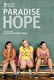 Paradies: Hoffnung Poster
