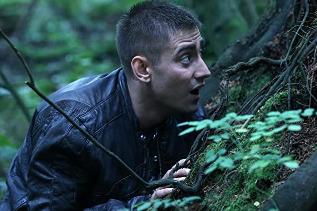 Michael Socha in Once Upon a Time in Wonderland (2013)