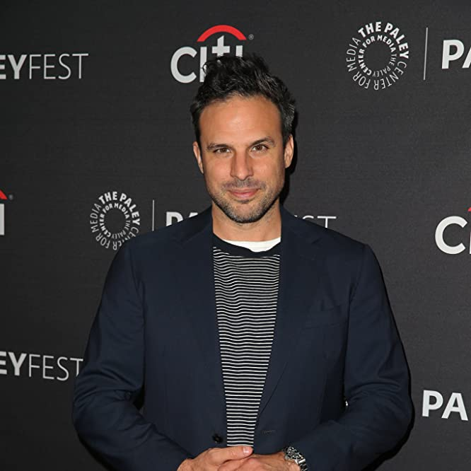 Tom Gormican at an event for Ghosted (2017)