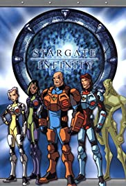 Stargate: Infinity Poster - TV Show Forum, Cast, Reviews
