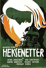Heksenetter Poster