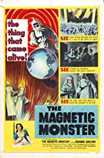 The Magnetic Monster(1953)