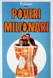 Poveri milionari Poster