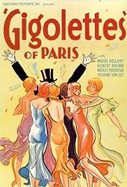 Gigolettes of Paris Poster