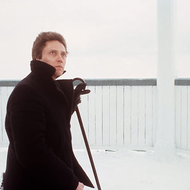 Christopher Walken in The Dead Zone (1983)