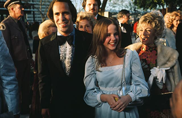 Linda Blair at an event for The 46th Annual Academy Awards (1974)