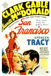 San Francisco (1936) Poster - Movie Forum, Cast, Reviews
