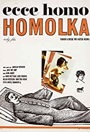 Ecce homo Homolka (1970) Poster - Movie Forum, Cast, Reviews