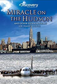 Miracle of the Hudson Plane Crash Poster