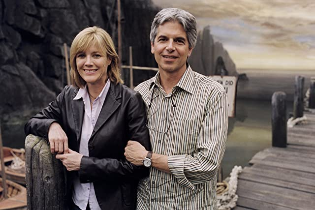 Laurie MacDonald and Walter F. Parkes in A Series of Unfortunate Events (2004)