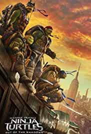 Teenage Mutant Ninja Turtles Out of the Shadows 2016 BDRip 720p 1.1GB [Tamil-Hindi-Eng] MKV