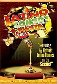 Latino Comedy Series Vol. 3 Poster
