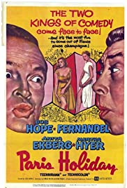 Paris Holiday (1958) Poster - Movie Forum, Cast, Reviews