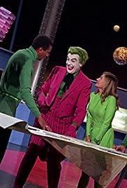 The Joker's Flying Saucer Poster