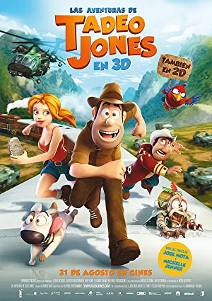 Las aventuras de Tadeo Jones -