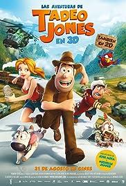 Las aventuras de Tadeo Jones (2012)  Bluray 720p, Bluray 1080p, Bluray Full HD