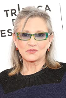 Carrie Fisher (courtesy of IMDB)