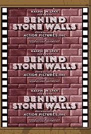 Behind Stone Walls Poster
