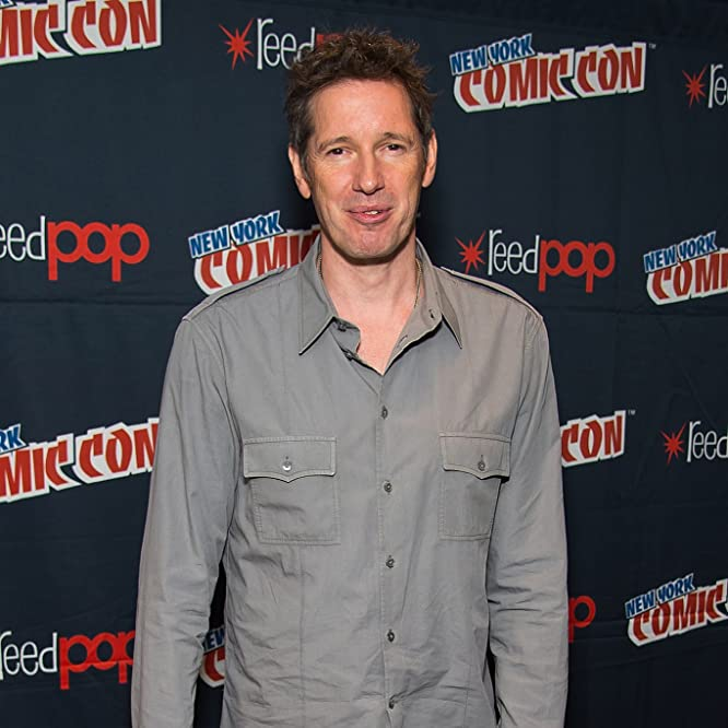 Actor Paul W. S. Anderson attends the Screen Gems - Resident Evil: The Final Chapter and Underworld: Blood Wars press room during 2016 New York Comic Con at The Theater at Madison Square Garden on October 7, 2016 in New York City.