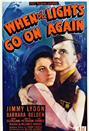 When the Lights Go on Again Poster
