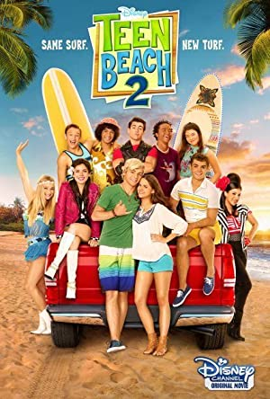 Teen Beach 2 (2015) Download on Vidmate