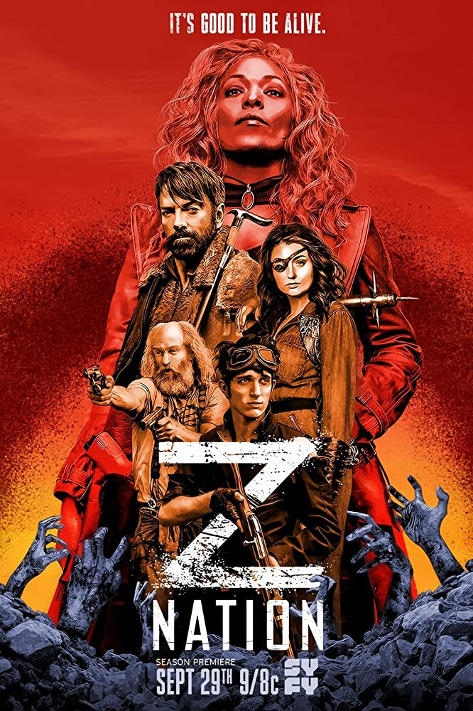 Assistir Z Nation Dublado e Legendado Online