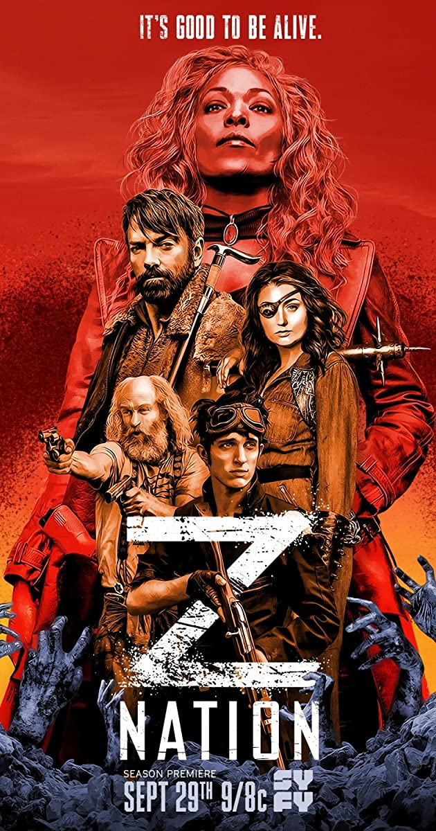 Zombių nacija (1 sezonas) / Z Nation (season 1) (2014)