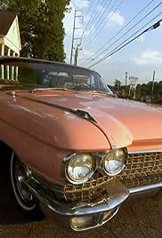 Pink Cadillac/Baseball Memorabilia Poster