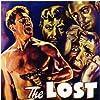 Boris Karloff, Alan Hale, Reginald Denny, and Victor McLaglen in The Lost Patrol (1934)