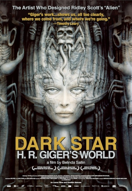 image Dark Star: HR Gigers Welt Watch Full Movie Free Online