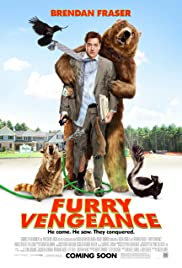 Furry Vengeance (2010) Poster - Movie Forum, Cast, Reviews