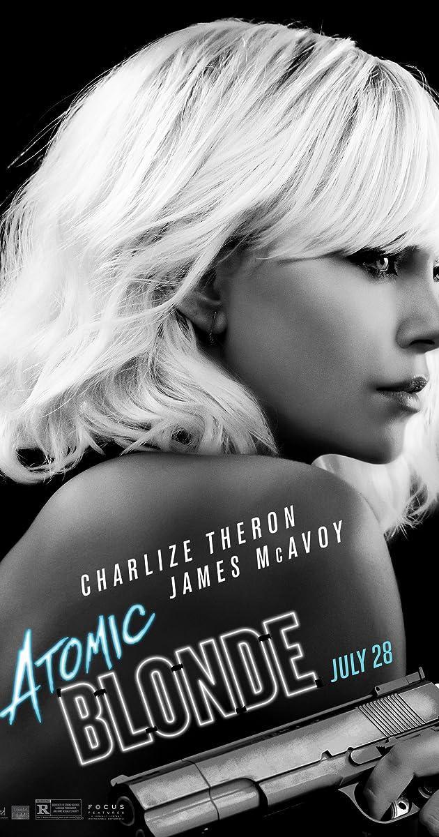 Atominė blondinė / Atomic Blonde (2017) Online