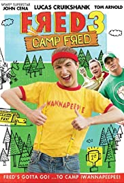 Fred 3: Camp Fred Poster