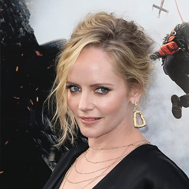 Marley Shelton at an event for San Andreas (2015)