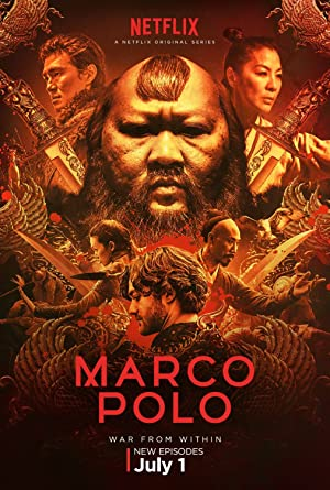 Marco Polo (White Moon)