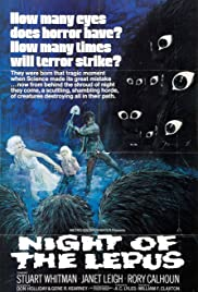 Night of the Lepus(1972) Poster - Movie Forum, Cast, Reviews