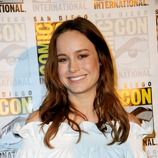 Brie Larson at an event for Kong: Skull Island (2017)