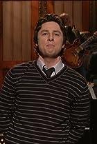 Image of Saturday Night Live: Zach Braff/Maroon 5