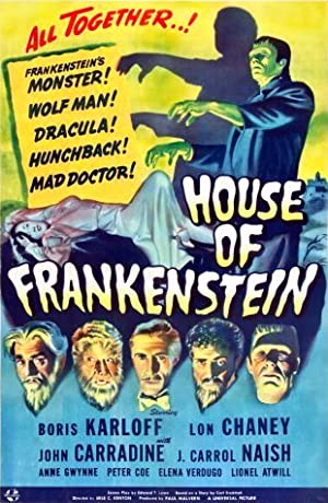 ver La mansion de Frankenstein