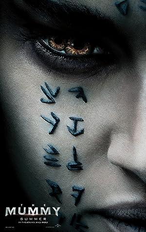 Poster Die Mumie