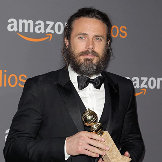 Casey Affleck at an event for The 74th Golden Globe Awards (2017)