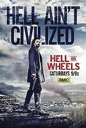 Hell on Wheels - Season 3 poster