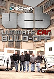 Ultimate Car Build Off Poster