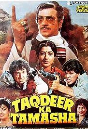 Taqdeer Ka Tamasha Poster