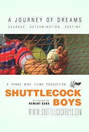 Shuttlecock Boys (2011) Poster - Movie Forum, Cast, Reviews